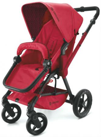 Прогулочная коляска Concord Wanderer (ruby red) коляска concord прогулочная коляска fusion red