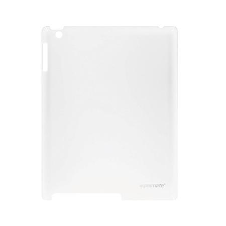 цена на Накладка Promate iShell.iP2 для iPad 2 белый IPAS303G