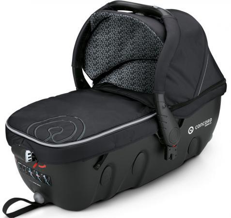 Люлька для коляски Concord Sleeper 2.0 (midnight black) стоимость