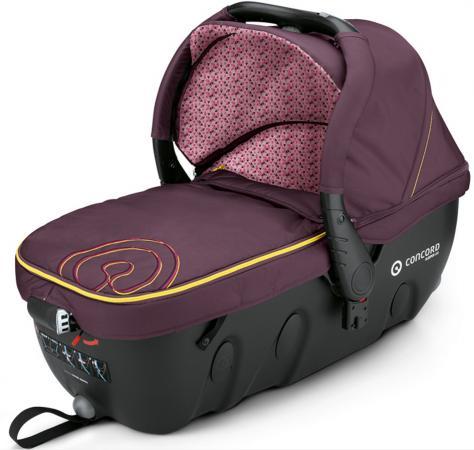 Люлька для коляски Concord Sleeper 2.0 (rose pink) стульчик concord spin raspberry pink