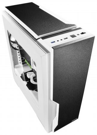 Корпус ATX Deepcool Dukase V2 WH Без БП белый кулер для процессора deepcool frostwin v2 0 frostwin v2