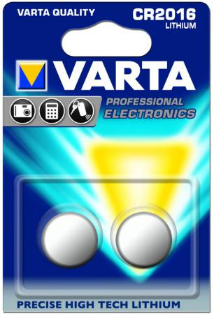 Батарейки Varta Electronics CR2016 2 шт недорого