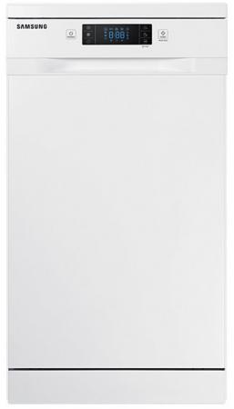 Посудомоечная машина Samsung DW50K4030FW/RS белый полновстраиваемая посудомоечная машина samsung dw 50 k 4030 bb rs