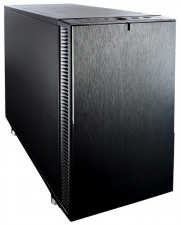Корпус mini-ITX Fractal Design Define Nano S Без БП чёрный