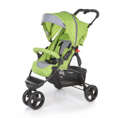 Коляска прогулочная Jetem Mira Lite (green/dark grey) jetem прогулочная коляска fit jetem