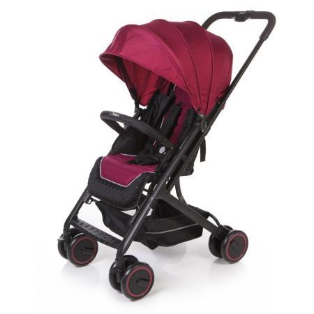Коляска прогулочная Jetem Micro (dark purple16) jetem прогулочная коляска fit jetem