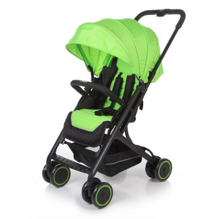 Коляска прогулочная Jetem Micro (green 16) коляска прогулочная jetem uno brown 16
