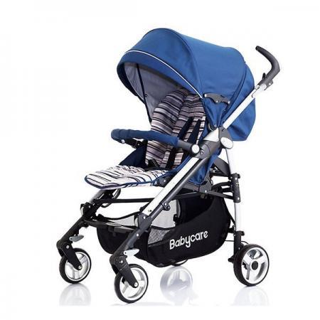 Коляска-трость Baby Care GT4 (blue) коляска baby care baby care прогулочная коляска shopper light blue