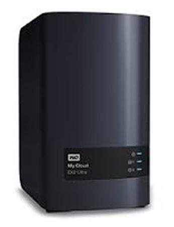 Сетевое хранилище WD NAS WDBSHB0080JCH-EEUE 3.5 8Tb рэковое сетевое хранилище rack nas lenovo e1012 64111b2