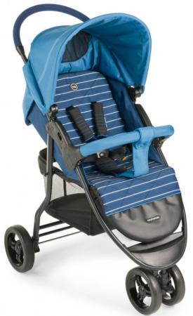 Коляска прогулочная Happy Baby Ultima (marine) коляска прогулочная happy baby neon jetta green