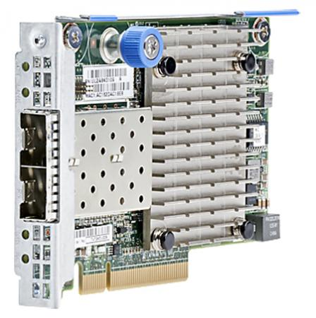 Адаптер HP 562FLR-SFP+ Ethernet 10Gb 2P 727054-B21 цена и фото