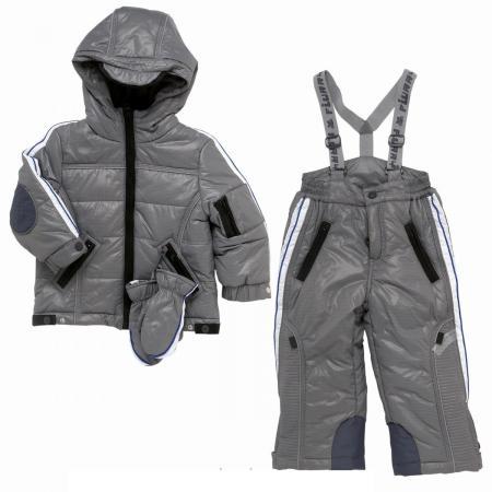 Костюм Chicco WM 72211.98 куртка и брюки утеплённый 74 см полиэстер непромокаемый 00-0011353 74 костюм спортивный chicco chicco ch001egrgo83