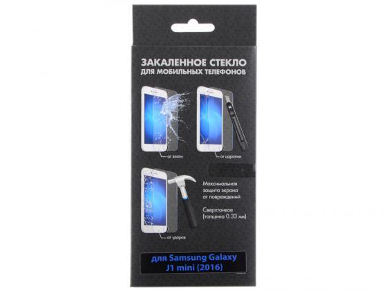 цена на Защитное стекло DF Samsung Galaxy J1 mini 2016 sSteel-44