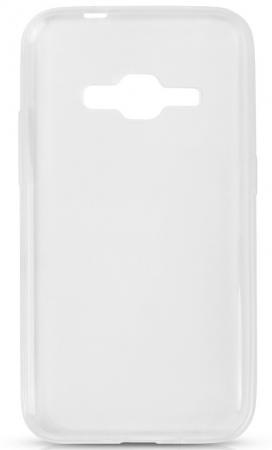 Чехол силиконовый супертонкий для Samsung Galaxy J1 mini (2016) DF sCase-15 аксессуар чехол для samsung galaxy j1 2016 j120 zibelino ultra thin case white zutc sam j1 2016 wh