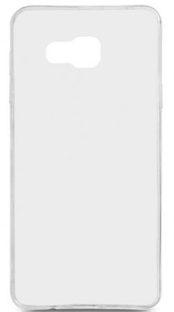 Чехол силиконовый супертонкий для Samsung Galaxy A7 (2016) DF sCase-24 (silver) силиконовый супертонкий чехол для samsung galaxy a7 2016 df scase 13