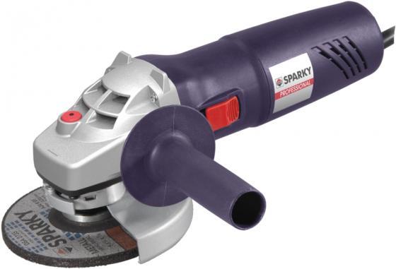 Углошлифовальная машина SPARKY PROFESSIONAL M 750 125 мм 750 Вт шлифовальная машина sparky pmb 1200ce