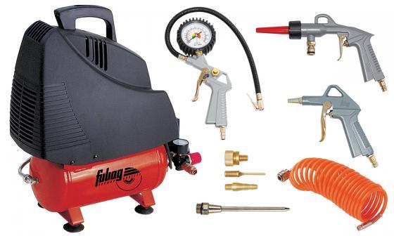 Компрессор Fubag SERVICE MASTER KIT + набор из 6 предметов 8213790KOA604 8213790KOA542 компрессор fubag auto master kit 10