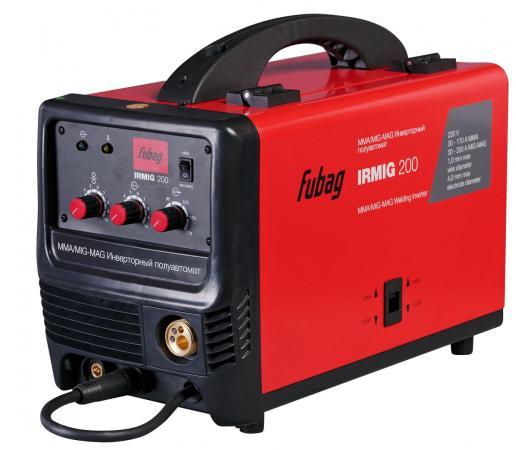 цена на Аппарат сварочный Fubag IRMIG 200 с горелкой FB 250