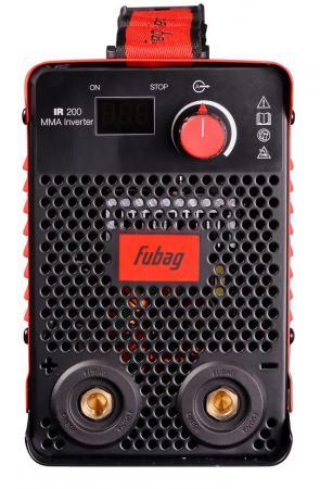 Аппарат сварочный Fubag IR 200 инверторный 68 097