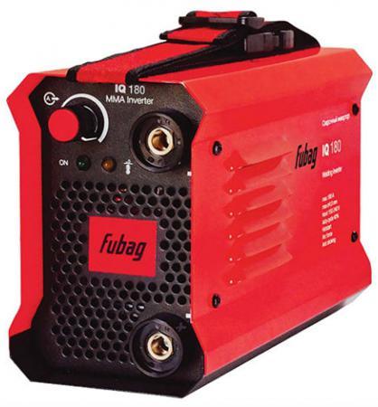 Аппарат сварочный Fubag IQ 180 инверторный 68 320 аппарат сварочный fubag ir 200 vrd инверторный 68 092