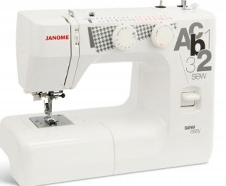 Швейная машина Janome sew easy белый швейная машина janome sew easy