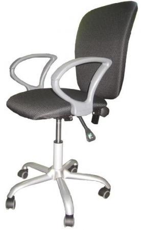 Кресло Chairman 9801 JP15-1 серый 1118460