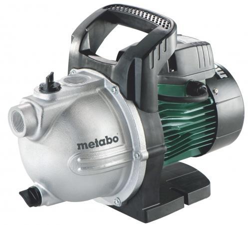 Насос поверхностный Metabo P2000G 2000 л/час 450 Вт 600962000 насос поверхностный aquario adb60 вихревой