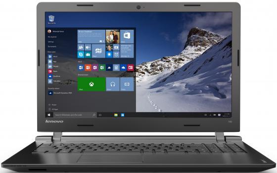 "все цены на  Ноутбук Lenovo IdeaPad 100-15IBY 15.6"" 1366x768 Intel Celeron-N2840 500Gb 2Gb Intel HD Graphics черный DOS 80MJ009VRK  онлайн"