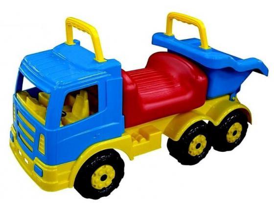 Каталка-машинка Wader Премиум-2 пластик от 2 лет разноцветный 6614