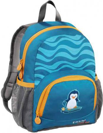 Рюкзак Step by Step Junior Dressy little penguin 8 л голубой серый 138426 рюкзак step by step junior dressy excavator blue yellow 129121
