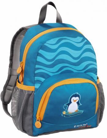 Рюкзак Step by Step Junior Talent little penguin 7.5 л голубой серый 138427