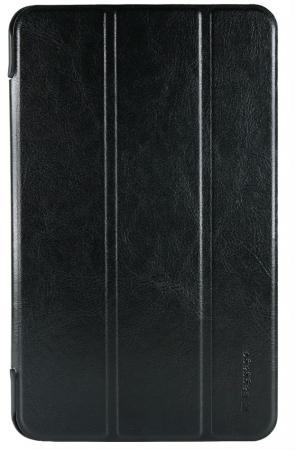 Чехол IT BAGGAGE для планшета SAMSUNG Galaxy Tab E 8 SM-T377 искус. кожа черный ITSSGTE85-1 чехол для samsung galaxy tab a 7 sm t280 sm t285 it baggage черный