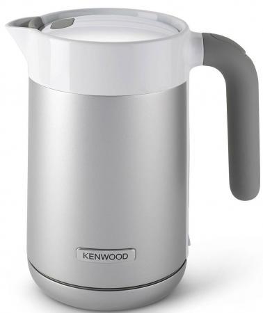 Чайник Kenwood ZJM401TT 2200 Вт 1.6 л нержавеющая сталь серебристый