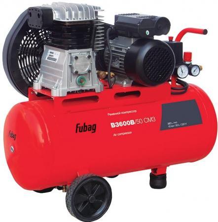 Компрессор Fubag B3600B/50 CM3 поршневой 28DV504KOA646 поршневой масляный компрессор fubag cottage master kit 8 предметов