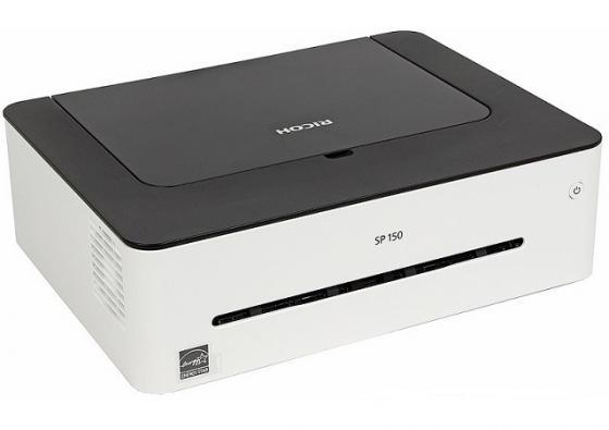 Принтер Ricoh SP 150  A4 22ppm 600x600dpi USB