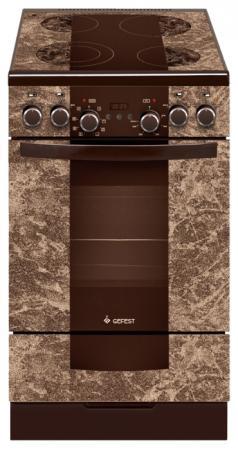 Электрическая плита Gefest 5560-03 0001 коричневый обувь для борьбы ascs ascs014 31 32 34