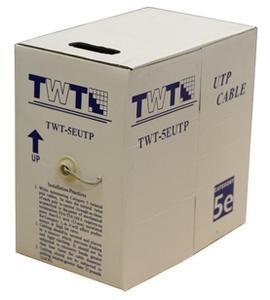 Кабель UTP indoor 4 пары категория 5e Lanmaster одножильный медь 305 м серый цена и фото