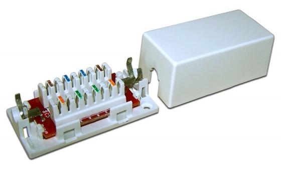 Модуль Lanmaster LAN-CNB-UTP6