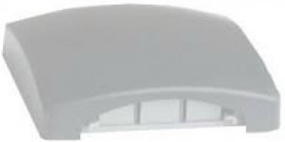 ДКС 05916 In-Liner Front DSP G Тройник для напольного канала 75х17мм, цвет серый открывающийся тройник ip40 диаметр 25мм dkc 50625