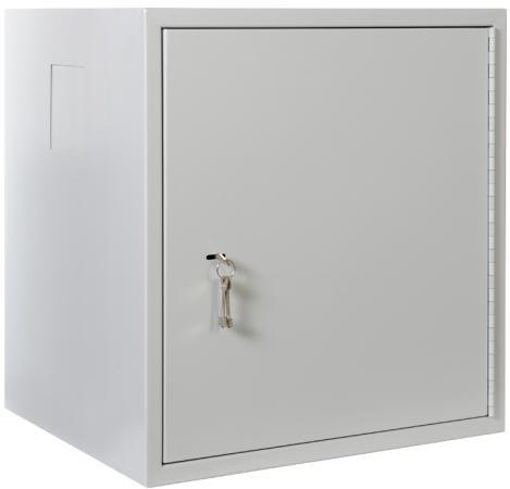 лучшая цена Шкаф настенный 12U ЦМО ШРН-А-12.520 600x525mm серый