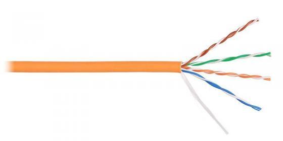 Кабель Lanmaster UTP кат.5е 305м оранжевый LAN-5EUTP-OR стоимость