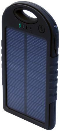 Портативное зарядное устройство IconBIT FTB Trave FT-0050T 5000mAh черный внешний аккумулятор iconbit ftbtravel ft 0050t