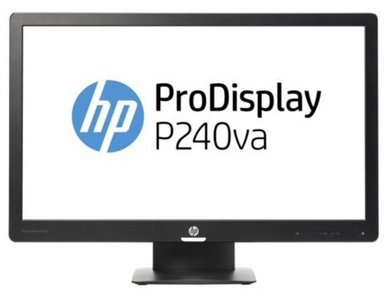 Монитор 23.8 HP ProDisplay P240va черный VA 1920x1080 250 cd/m^2 8 ms DisplayPort VGA N3H14AA