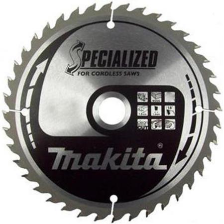 Пильный диск Makita 85х15х1мм B-31142 диск пильный makita b01616