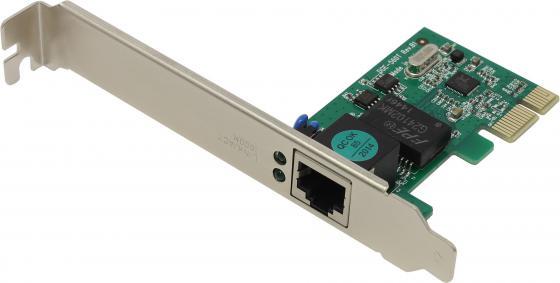 Сетевой адаптер D-LINK DGE-560T/C1/C1A 10/100/1000Mbps PCI-E Ethernet 1xRJ-45 цена
