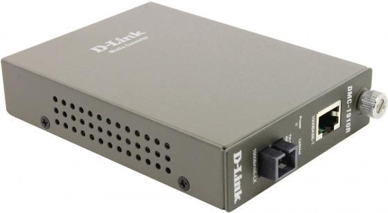 Медиаконвертер D-LINK DMC-1910R/A9A коммутатор d link dgs 3120 48tc b1ari
