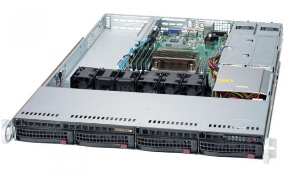 Серверная платформа SuperMicro SYS-5019S-WR кастрюля supra sys n1843c