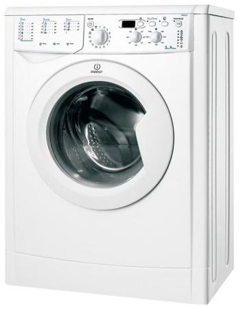Стиральная машина Indesit IWSD 5105 белый indesit iwc 6105 b cis