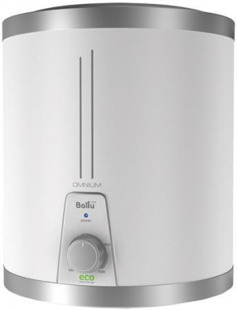 Водонагреватель накопительный Ballu BWH/S 10 Omnium U 10л 1.5кВт белый водонагреватель накопительный ballu bwh s 50 smart wifi 1500 вт 50 л