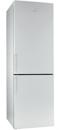 лучшая цена Холодильник Indesit EF 18 белый